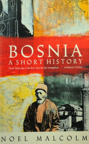 9780333616789: Bosnia: A Short History