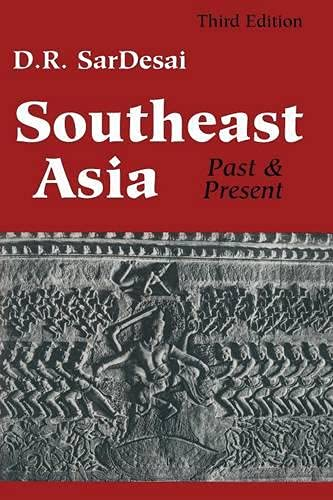 9780333617441: Southeast Asia: Past & Present