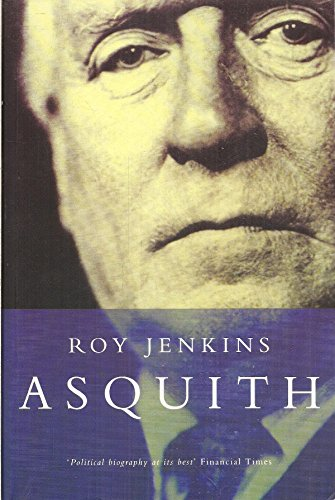 9780333618196: Asquith