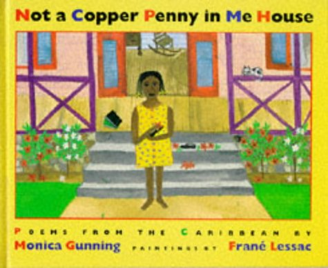 9780333618295: Not a Copper Penny in Me House: Poems from the Caribbean