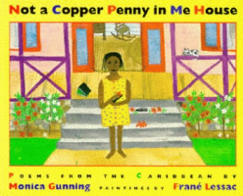 9780333618301: Not a Copper Penny in Me House: Poems from the Caribbean