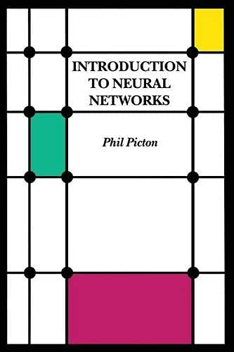 9780333618325: Introduction to Neural Networks