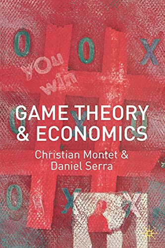 9780333618479: Game Theory and Economics