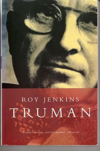 9780333619971: Truman