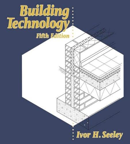 9780333620960: Building Technology (Building and Surveying Series)