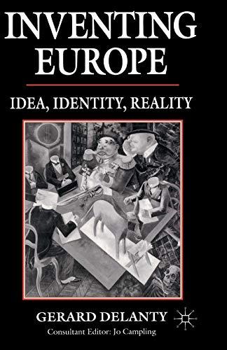 9780333622032: Inventing Europe