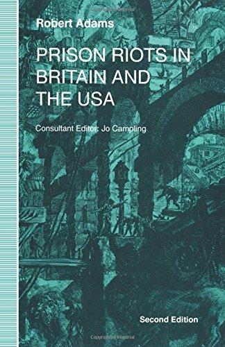 9780333625057: Prison Riots in Britain and the USA