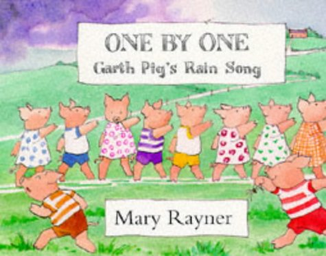 9780333627549: One by One: Garth Pig's Rain Song