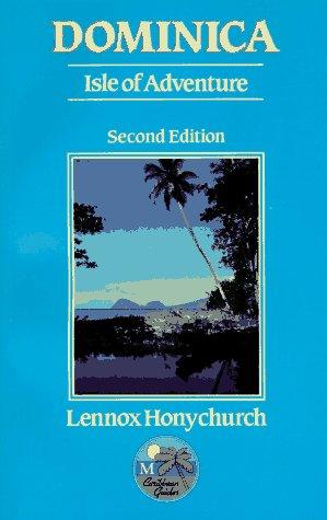 9780333627778: Dominica: Isle of Adventure (Macmillan Caribbean Guides)