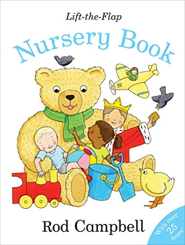 9780333627914: Lift-the-flap Nursery Book