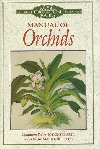 9780333628294: MANUAL OF ORCHIDS.