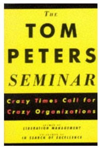 9780333628645: The Tom Peters Seminar