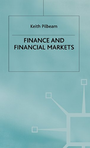 9780333629444: Finance and Financial Markets