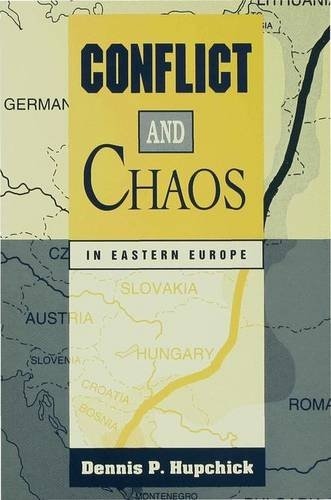 9780333630556: Conflict and Chaos in Eastern Europe