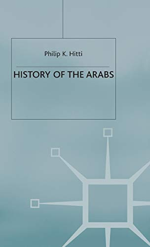 9780333631416: History of The Arabs