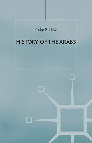 9780333631423: History of The Arabs