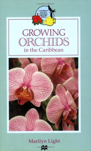 9780333632024: Growing Orchids in the Caribbean (Pocket Natural History Series)