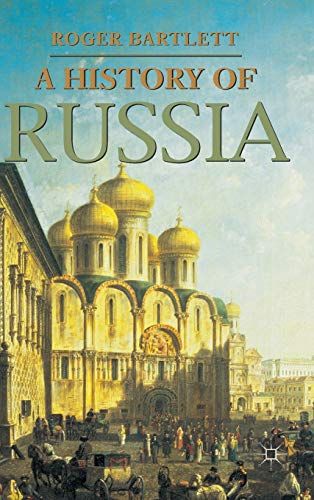 9780333632635: A History Of Russia