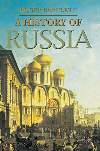 9780333632642: A History of Russia