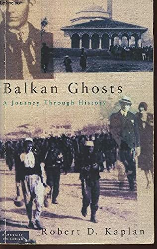 9780333632833: Balkan Ghosts: A Journey Through History [Idioma Inglés]