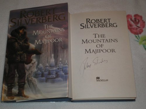 9780333633199: The Mountains Of Majipoor: Signed