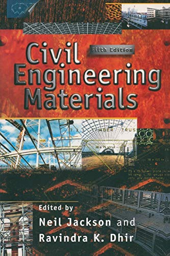 9780333636831: Civil Engineering Materials