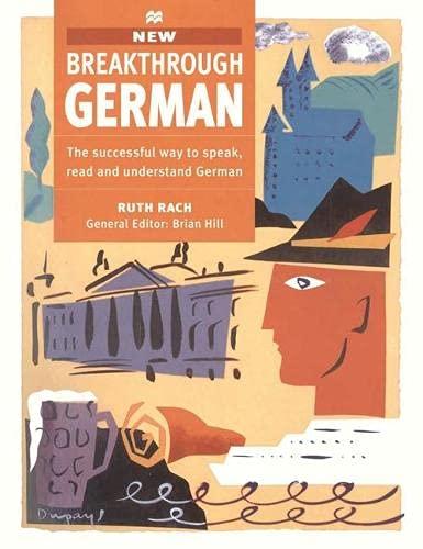 9780333637142: New Breakthrough German