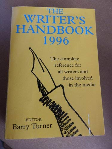 The Writer's Handbook: Barry Turner