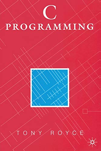 9780333638514: C Programming (Macmillan Master)