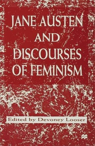 9780333638729: Jane Austen and Discourses of Feminism