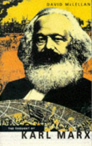 9780333639481: The Thought of Karl Marx