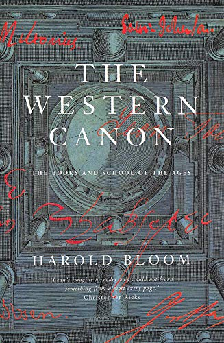 9780333639528: The Western Canon: The Books and School of the Ages
