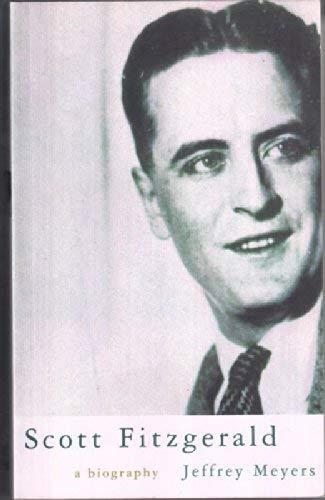 9780333639535: Scott Fitzgerald: A Biography