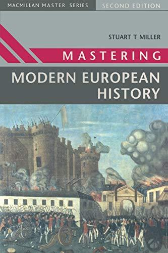 9780333640814: Mastering Modern European History (Palgrave Master Series)