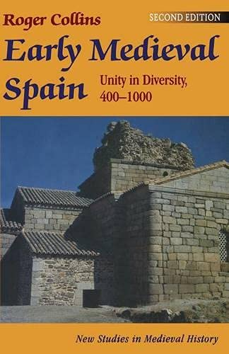 9780333641712: Early Medieval Spain: Unity in Diversity, 400-1000 (New Studies in Mediaeval History)
