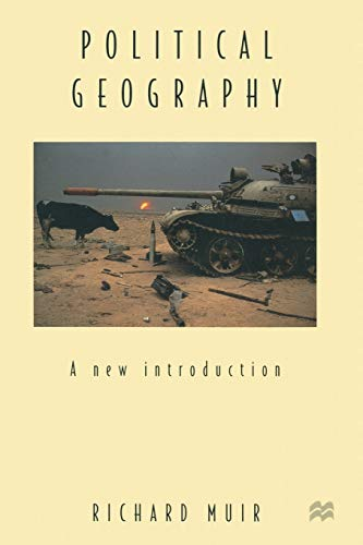 9780333641897: Political Geography: A New Introduction