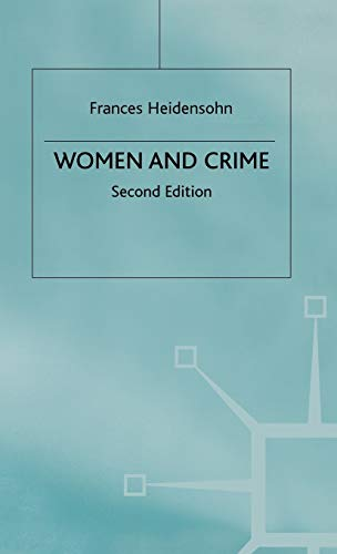 9780333642085: Women and Crime (Women in Society)