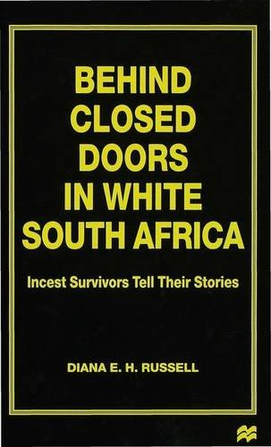 9780333642320: Behind Closed Doors in White South Africa: Incest Survivors Tell Their Stories