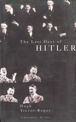 9780333642610: The Last Days of Hitler