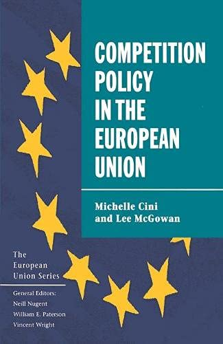 9780333643013: Competition Policy in the European Union