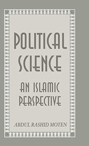 9780333643112: Political Science: An Islamic Perspective