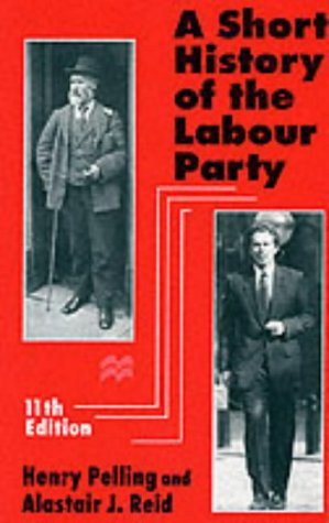 9780333644492: A Short History of the Labour Party