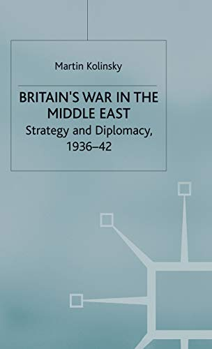 Strategy and Diplomacy, 1936–42