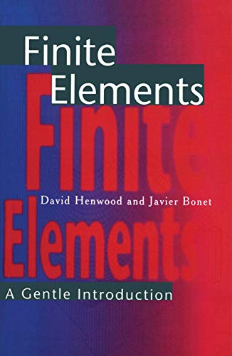 9780333646267: Finite Elements: A Gentle Introduction