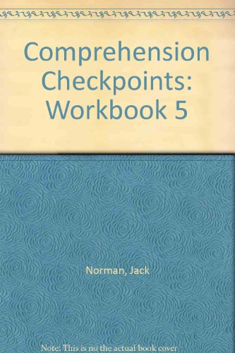 9780333646809: Comprehension Checkpoints: Workbook 5