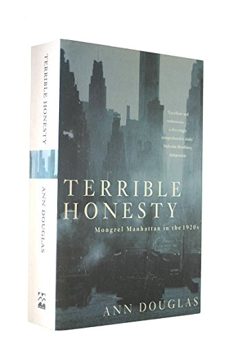 9780333646885: Terrible Honesty