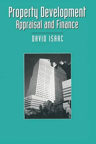 9780333646908: Property Development: Appraisal and Finance (Building and Surveying Series)
