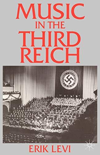 9780333646939: Music in the Third Reich