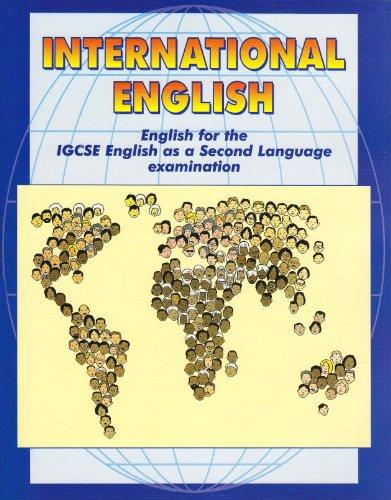 9780333647462: International English: English for Igcse English as a Second Language
