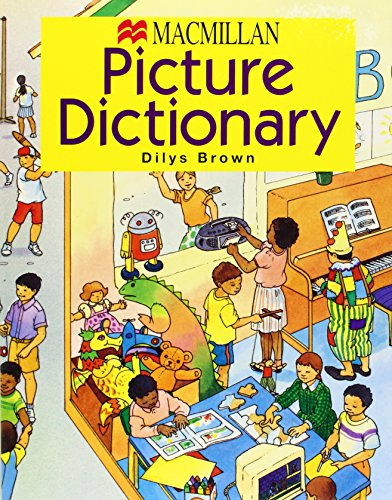 9780333647912: The Macmillan Picture Dictionary - Elementary